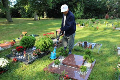 Tảo mộ và những cấm kị quan trọng cần nhớ - 1