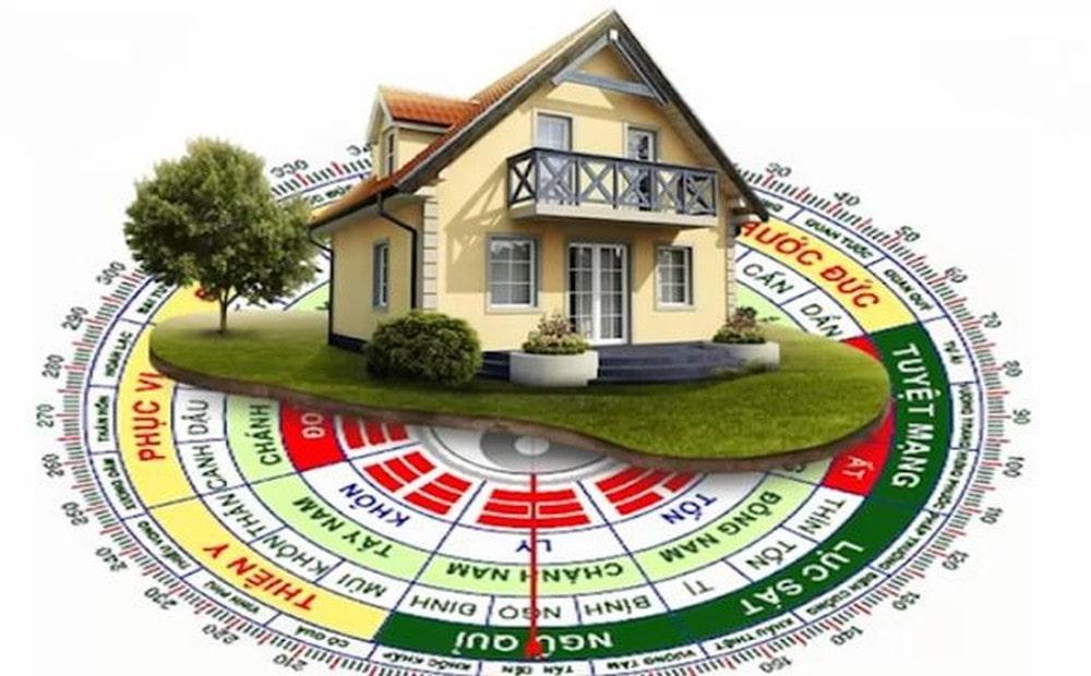 Hướng dẫn cách xem phong thủy nhà ở chính xác | Housedesign