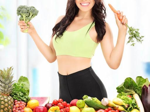 Chế độ dinh dưỡng khoa học để có vóc dáng hoàn hào