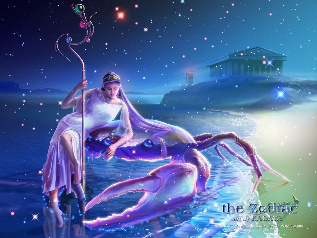 Cự Giải – Cancer (22/6 – 22/7) | 12 Horoscopes