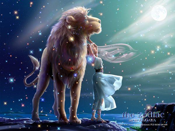 Cung Sư Tử - Leo - 24/7 – 23/8   HeavenlyWind™