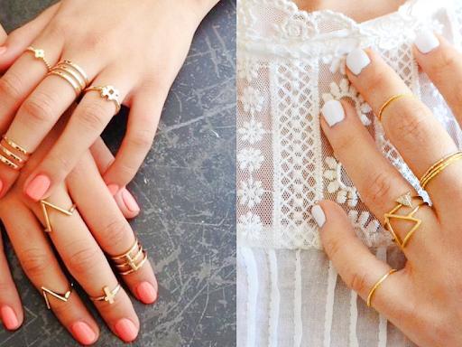 Ý nghĩa thú vị về những ngón tay đeo nhẫn vòng quanh thế giới