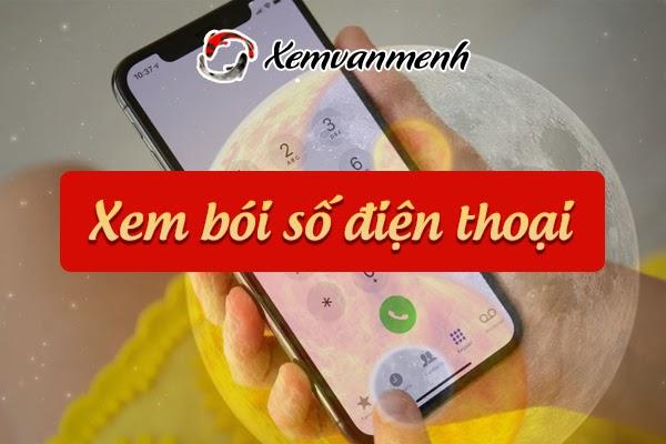 xem bói điện thoại