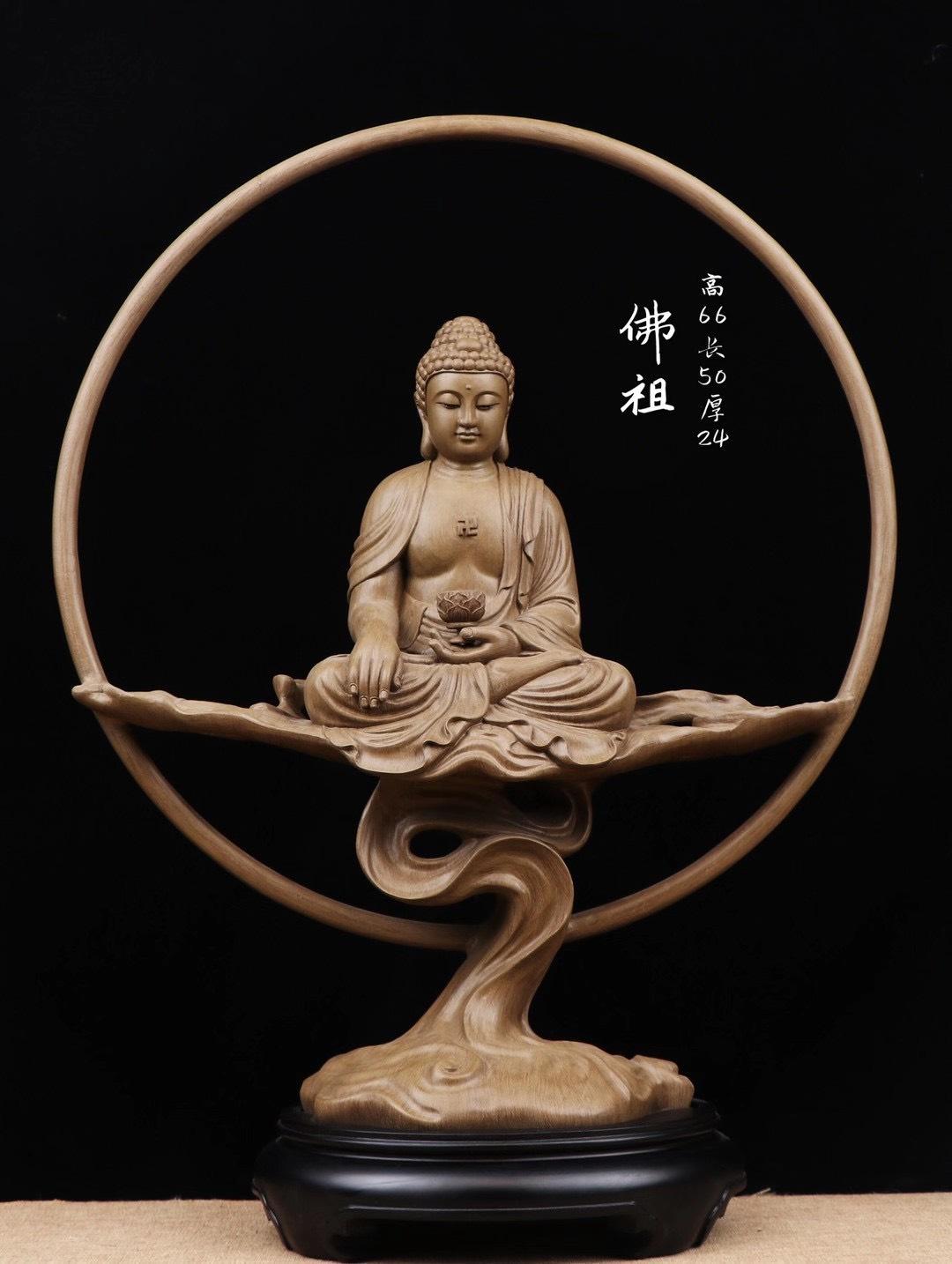 Sử dụng tượng Phật đúng phong thủy cho gia chủ