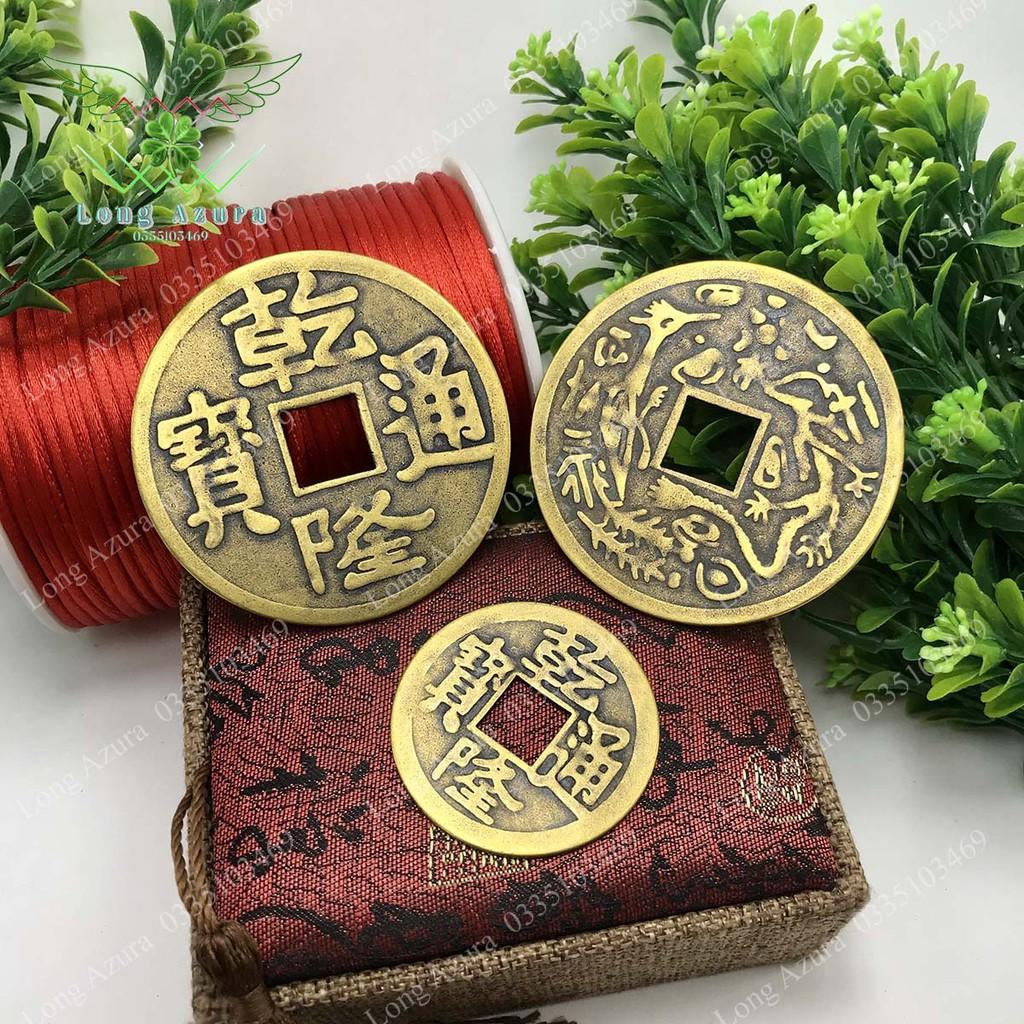 Giá bán Tiền Xu Càng Long - Tiền xu cổ