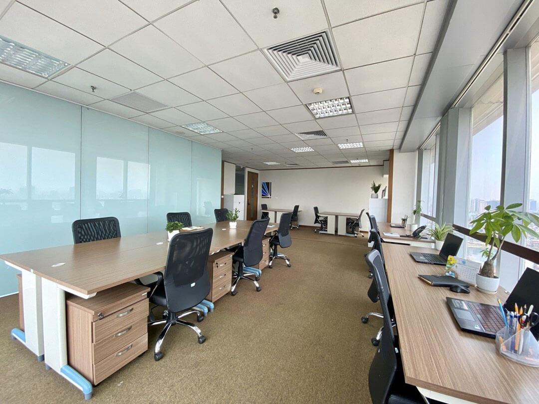 Top 10 không gian văn phòng làm việc đẹp nhất Việt Nam