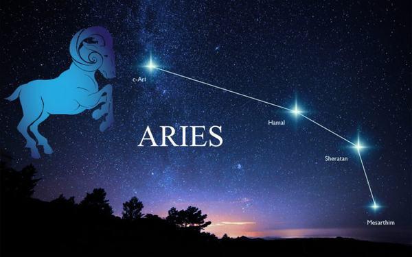 Cung Bạch Dương (Aries, ♈︎) (20/3 - 19/4): Thủ lĩnh xứng tầm